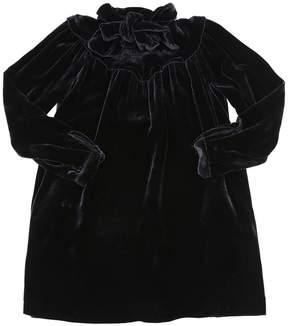 Ermanno Scervino Velvet Dress