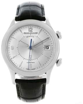 Jaeger-LeCoultre Jaeger Lecoultre Master Memovox 174.8.96 Q1418430 Stainless Steel Automatic 40mm Mens Watch