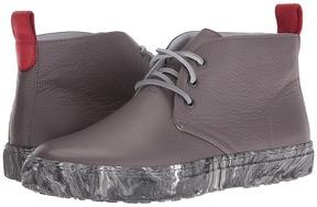 Del Toro Leather Chukka Sneaker w/ Marble Sole