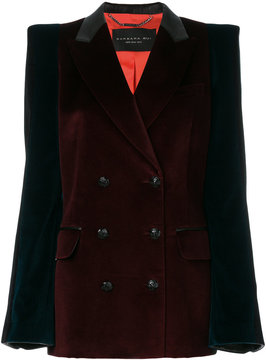 Barbara Bui panelled double breasted blazer