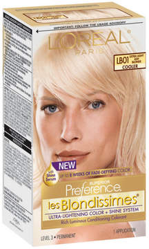 L'Oreal les Blondissimes Permanent Hair Color