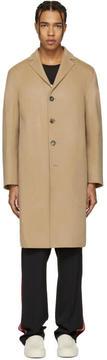 Acne Studios Tan Charlie Coat