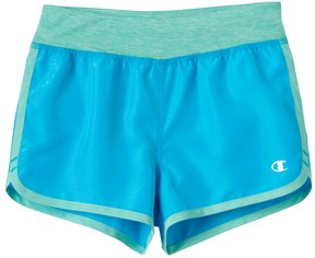 Champion Girls 4-6x Dolphin Hem Running Shorts