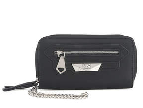 Nicole Miller Nicole By Tasha Triple Zip Clutch Wallet