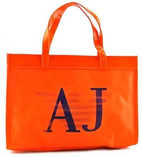 Armani Jeans R5293 Synthetic Tote.