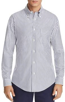 Brooks Brothers Striped Regular Fit Button-Down Shirt