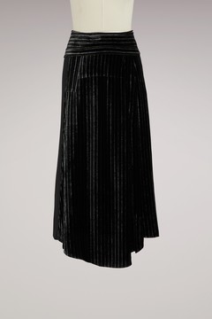 Aalto Buttoned skirt