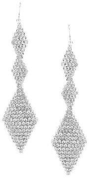Cezanne Linked Kite Statement Earrings
