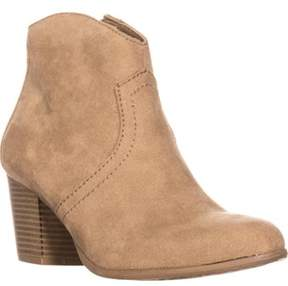 American Rag Ar35 Rylie Ankle Boots, Sand.