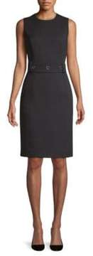 BOSS Duleama Sheath Dress