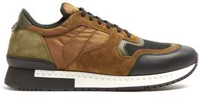 Givenchy Runner Active low-top nylon and leather trainers