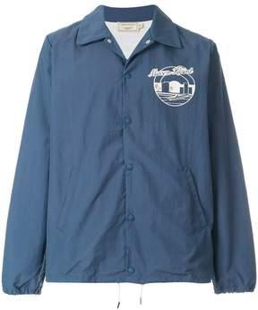 MAISON KITSUNÉ logo patch jacket