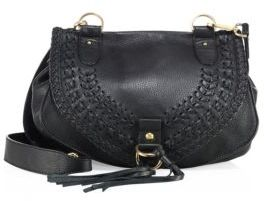 See by Chloe Collins Leather Saddle Bag