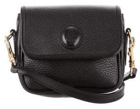 Mark Cross Grained Leather Crossbody Bag