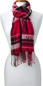 Lands' End Lands'end Women's CashTouch Plaid Scarf