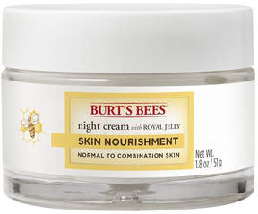 Skin Nourishment Night Cream by Burt's Bees (1.8oz Cream)