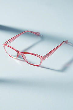 Anthropologie Rosy Reading Glasses