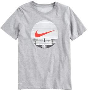 Nike Boys 8-20 Upside Down Tee