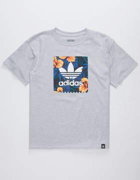 adidas Sweet Leaf Blackbird Boys T-Shirt