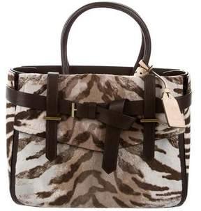 Reed Krakoff Ponyhair Boxer Bag