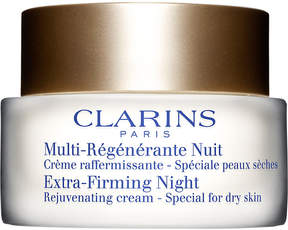 Clarins Extra-Firming Night Rejuvenating Cream - dry skin 50ml