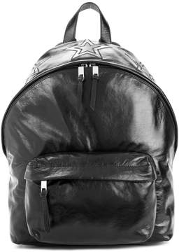 Givenchy patent urban backpack