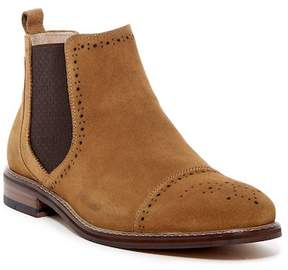 Stacy Adams Abner Suede Chelsea Boot