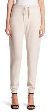 Agnona Cashmere Sweatpants