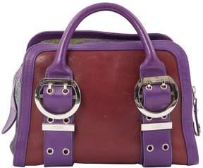Emilio Pucci Leather mini bag