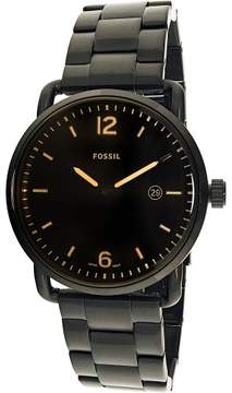 Fossil The Commuter Black Dial Men's Watch FS5277