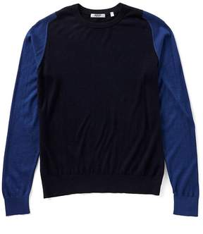 Murano Colorblock Crew Sweater