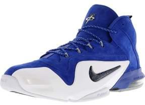 Nike Men's Zoom Penny Vi Game Royal / Black-White High-Top Basketball Shoe - 9.5M