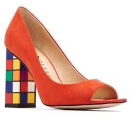 Katy Perry Caitlin Peep Toe Pump Heels