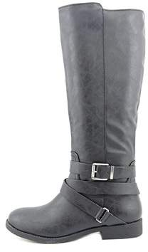 Style&Co. Style & Co. Womens Lolah Wide Calf Closed Toe Knee High Fashion Boots.