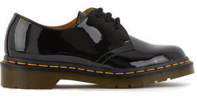 Dr. Martens Patent Lamper leather derbies