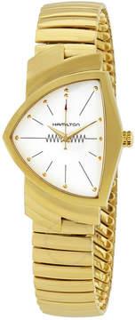 Hamilton Ventura L White Dial Men's Watch