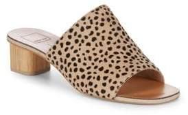 Dolce Vita Kaira Calf Hair Sandals
