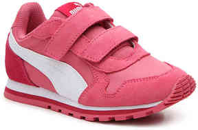 Puma Girls ST Runner Toddler & Youth Sneaker