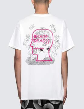 SASQUATCHfabrix. Brain Dead Brain Dead X H/S Print T-Shirt