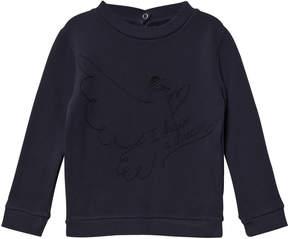 Emile et Ida Black I Have a Dream Sweater