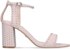 Carvela Gogo leather block heel sandals