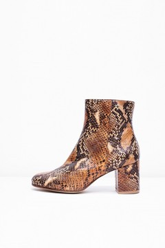 Zadig & Voltaire Zadig Voltaire Zadig Voltaire Lena Snake Boots