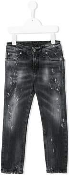 John Richmond Kids distressed jeans