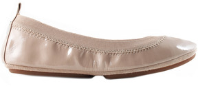 Yosi Samra Samara Leather Foldable Flat