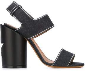 Givenchy denim 'Rena' sandals