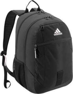 adidas Foundation IV Backpack - Black/White