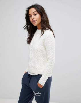 Abercrombie & Fitch Knitted Turtleneck Sweater