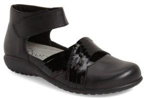 Naot Footwear Women's 'Tenei' Ankle Strap Flat