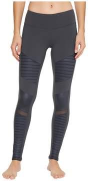 Alo Moto Leggings Women's Casual Pants