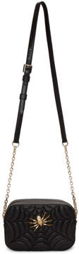Charlotte Olympia Black Spider Camera Bag